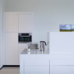 Kitchen at suite Urban Residences Rotterdam